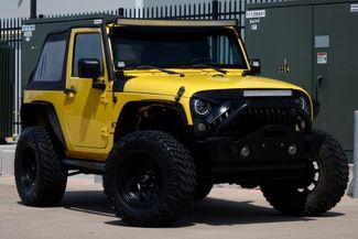 2008 Jeep Wrangler X* Lifted* Big Tires* Manual* EZ Finance** | Plano, TX | Carrick's Autos in Plano TX