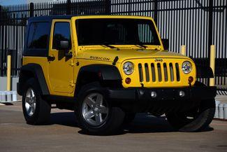 2008 Jeep Wrangler Rubicon* Manual* Hard Top* 4x4* EZ Financing* | Plano, TX | Carrick's Autos in Plano TX