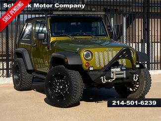 2008 Jeep Wrangler X in Plano, TX 75093
