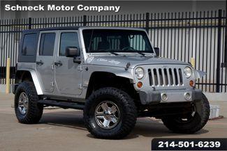 2008 Jeep Wrangler Unlimited Sahara in Plano, TX 75093