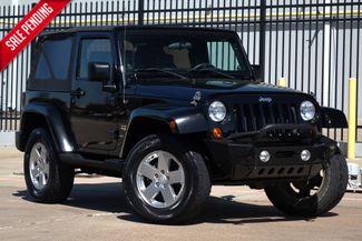 2008 Jeep Wrangler Sahara* Auto* 4x4* Sof8t Top* EZ Finance** | Plano, TX | Carrick's Autos in Plano TX