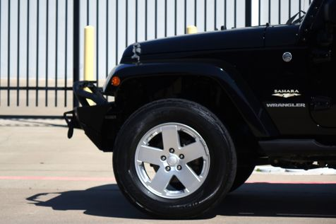 2008 Jeep Wrangler Sahara* Auto* 4x4* Sof8t Top* EZ Finance** | Plano, TX | Carrick's Autos in Plano, TX