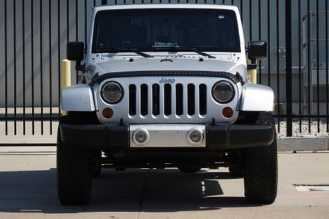 2008 Jeep Wrangler Sahara *Hard Top*Automatic*Finance Aval.* | Plano, TX | Carrick's Autos in Plano, TX