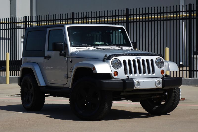 2008 Jeep Wrangler Sahara *Hard Top*Automatic*Finance Aval.* | Plano, TX | Carrick's Autos in Plano TX