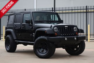 2008 Jeep Wrangler Unlimited X*Auto*Soft Top | Plano, TX | Carrick's Autos in Plano TX
