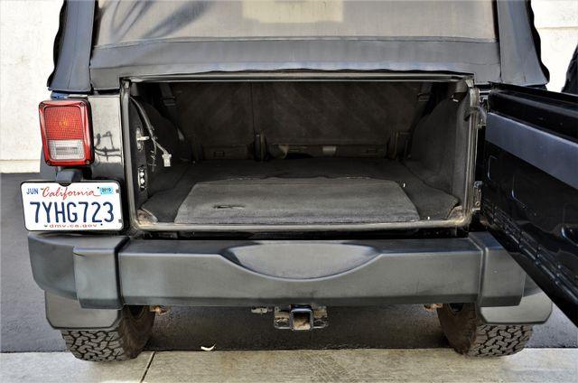 2008 Jeep Wrangler Unlimited Rubicon Reseda, CA 22