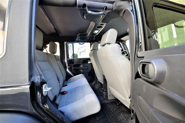 2008 Jeep Wrangler Unlimited Rubicon Reseda, CA 23
