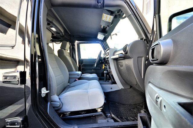 2008 Jeep Wrangler Unlimited Rubicon Reseda, CA 24
