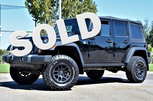 2008 Jeep Wrangler Unlimited Rubicon Reseda, CA 0