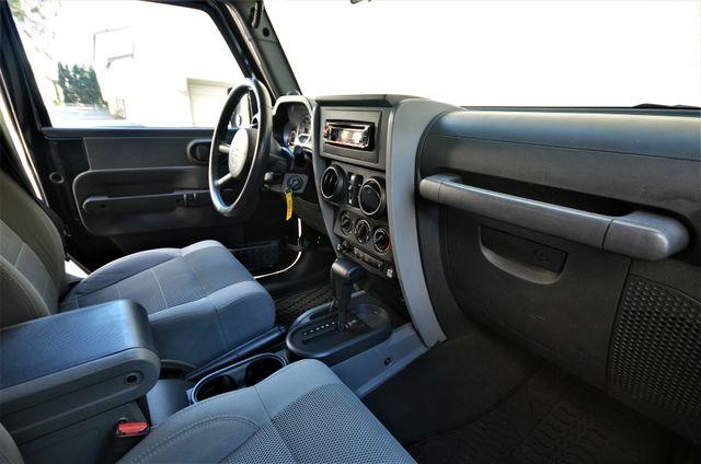 2008 Jeep Wrangler Unlimited Rubicon Reseda, CA 25