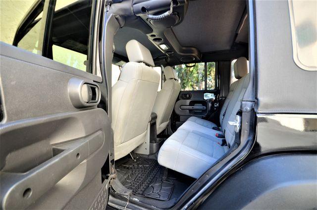 2008 Jeep Wrangler Unlimited Rubicon Reseda, CA 26
