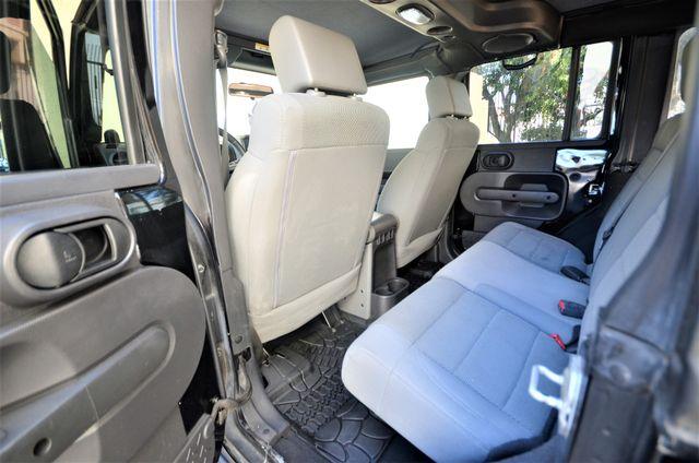 2008 Jeep Wrangler Unlimited Rubicon Reseda, CA 8