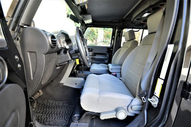 2008 Jeep Wrangler Unlimited Rubicon Reseda, CA 27