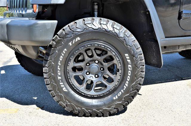 2008 Jeep Wrangler Unlimited Rubicon Reseda, CA 10
