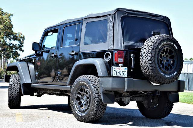 2008 Jeep Wrangler Unlimited Rubicon Reseda, CA 14