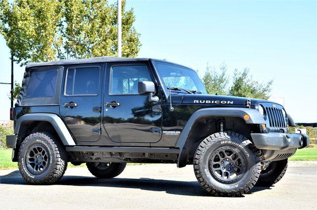 2008 Jeep Wrangler Unlimited Rubicon Reseda, CA 1