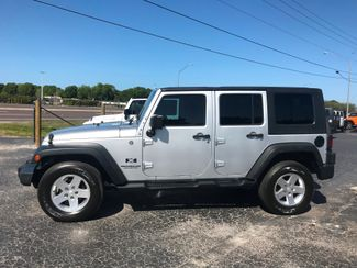 2008 Jeep Wrangler Unlimited X Riverview, Florida 2