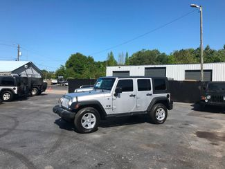 2008 Jeep Wrangler Unlimited X Riverview, Florida 5