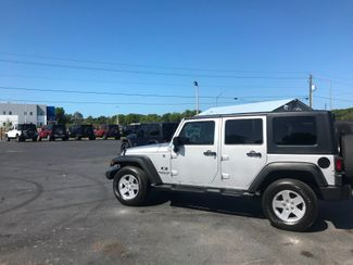2008 Jeep Wrangler Unlimited X Riverview, Florida 6