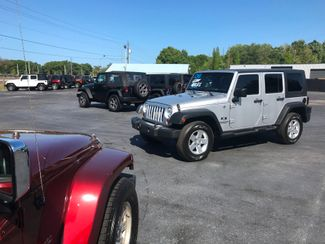 2008 Jeep Wrangler Unlimited X Riverview, Florida 8