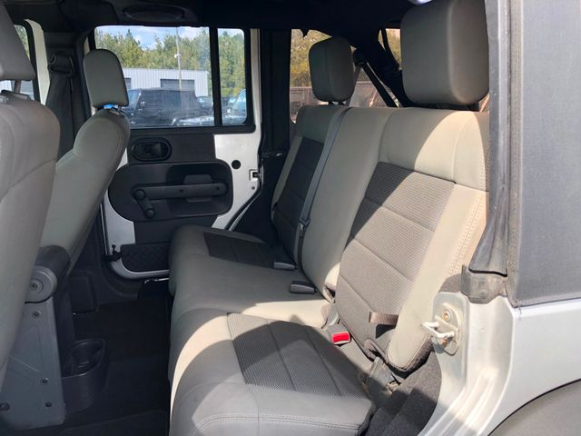2008 Jeep Wrangler Unlimited X Riverview, Florida 10
