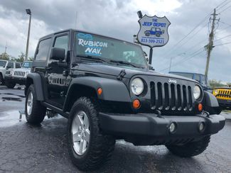 2008 Jeep Wrangler Rubicon Riverview, Florida