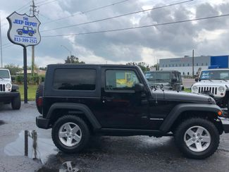 2008 Jeep Wrangler Rubicon Riverview, Florida 1