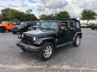 2013 Jeep Wrangler Unlimited Sahara Riverview, Florida
