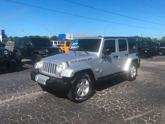 2008 Jeep Wrangler Unlimited Sahara in Riverview, FL 33578