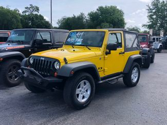 2008 Jeep Wrangler X in Riverview, FL 33578