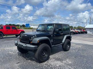 2008 Jeep Wrangler X in Riverview, FL 33578