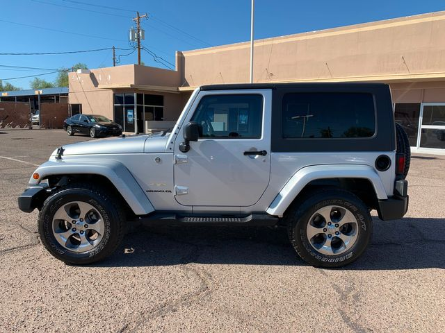 2008 Jeep Wrangler Sahara 3 MONTH/3,000 MILE NATIONAL POWERTRAIN WARRANTY Mesa, Arizona 1
