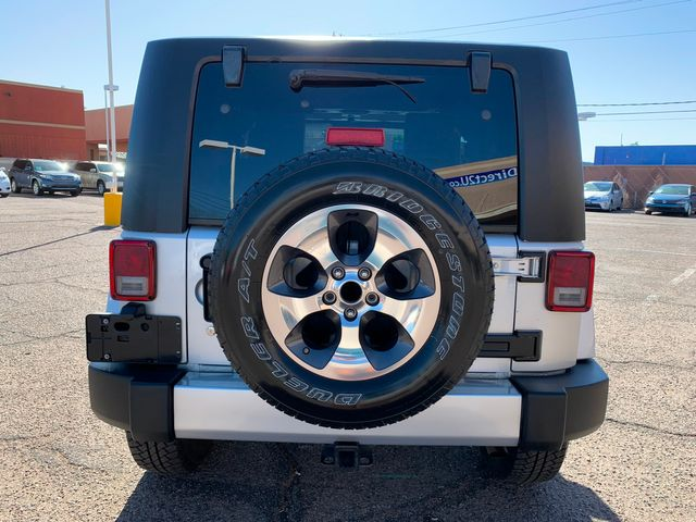 2008 Jeep Wrangler Sahara 3 MONTH/3,000 MILE NATIONAL POWERTRAIN WARRANTY Mesa, Arizona 3