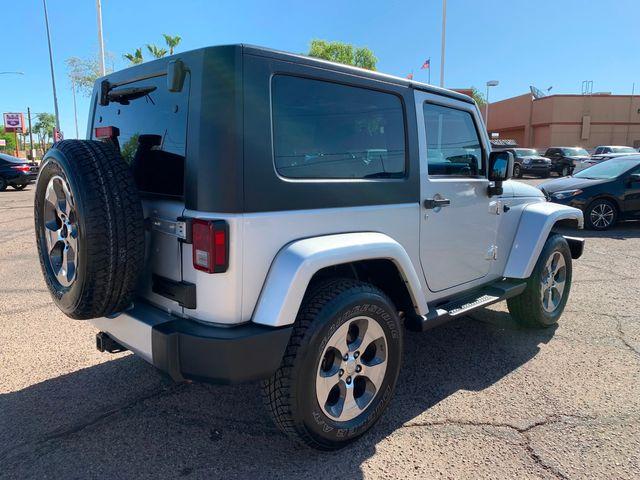 2008 Jeep Wrangler Sahara 3 MONTH/3,000 MILE NATIONAL POWERTRAIN WARRANTY Mesa, Arizona 4