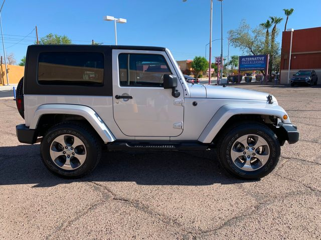 2008 Jeep Wrangler Sahara 3 MONTH/3,000 MILE NATIONAL POWERTRAIN WARRANTY Mesa, Arizona 5
