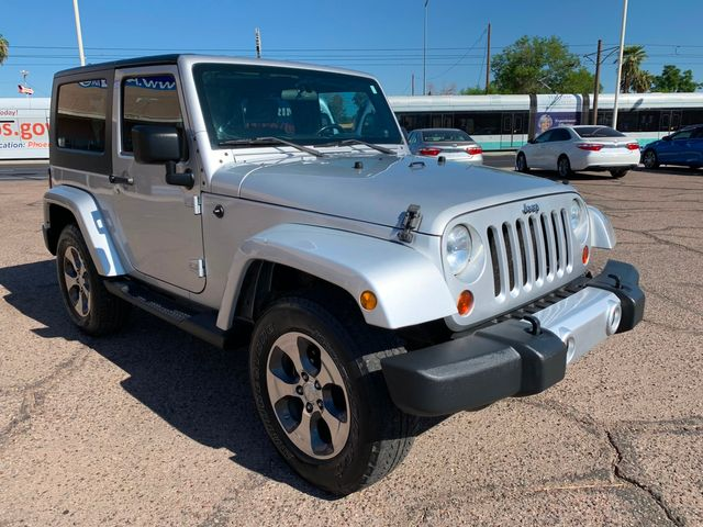 2008 Jeep Wrangler Sahara 3 MONTH/3,000 MILE NATIONAL POWERTRAIN WARRANTY Mesa, Arizona 6