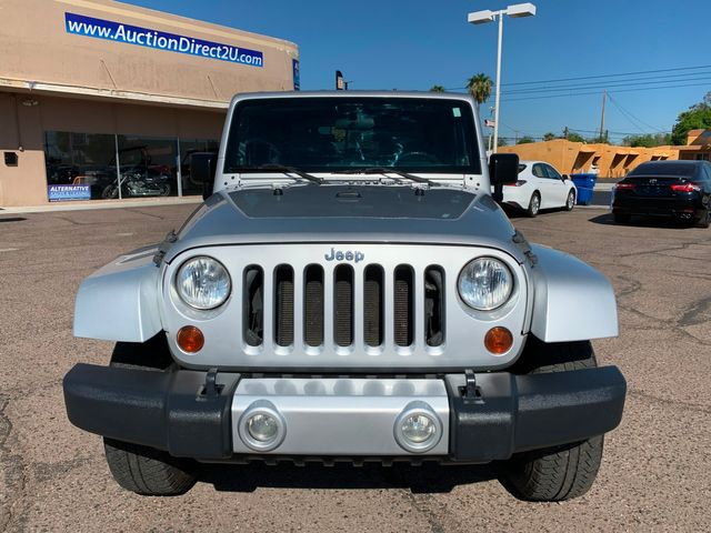 2008 Jeep Wrangler Sahara 3 MONTH/3,000 MILE NATIONAL POWERTRAIN WARRANTY Mesa, Arizona 7