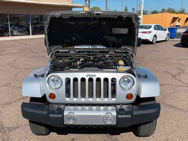 2008 Jeep Wrangler Sahara 3 MONTH/3,000 MILE NATIONAL POWERTRAIN WARRANTY Mesa, Arizona 8