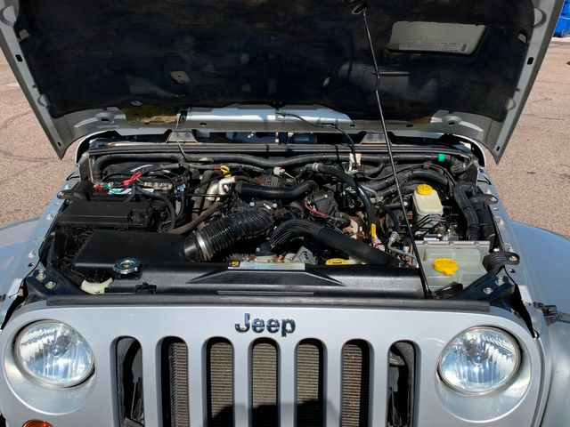 2008 Jeep Wrangler Sahara 3 MONTH/3,000 MILE NATIONAL POWERTRAIN WARRANTY Mesa, Arizona 9