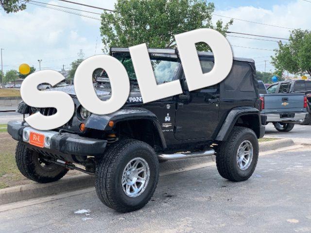 2008 Jeep Wrangler Sahara in San Antonio, TX 78233