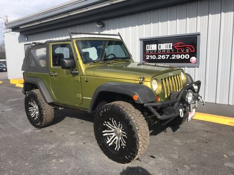 2008 Jeep Wrangler X in San Antonio, TX
