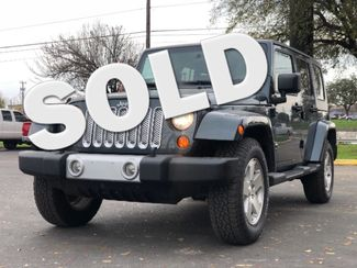 2008 Jeep Wrangler Unlimited Sahara in San Antonio, TX 78233
