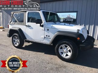 2008 Jeep Wrangler X in San Antonio, TX 78212