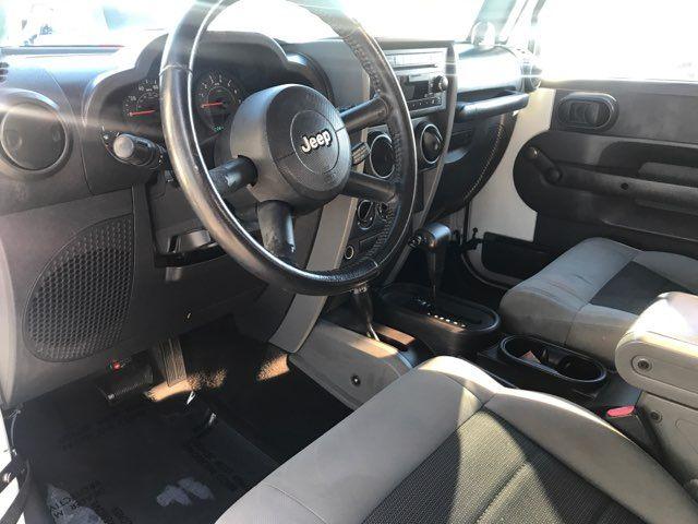 2008 Jeep Wrangler X in San Antonio, TX 78212