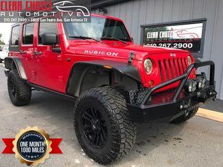 2008 Jeep Wrangler Unlimited Rubicon in San Antonio, TX 78212
