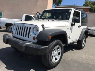 2008 Jeep Wrangler X Right Hand Drive in San Diego, CA 92110