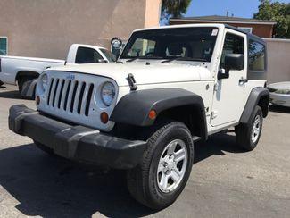2008 Jeep Wrangler X RHD - RIGHT HAND DRIVE 4X4 in San Diego, CA 92110