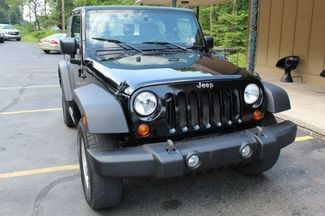 2008 Jeep Wrangler in Shavertown, PA