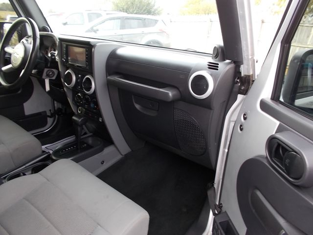 2008 Jeep Wrangler Unlimited Sahara Shelbyville, TN 20