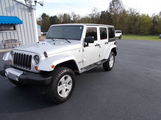 2008 Jeep Wrangler Unlimited Sahara Shelbyville, TN 6